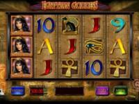 Egyptian Goddess Spielautomat