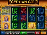 Egyptian Gold Spielautomat