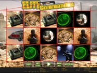 Elite Commandos Spielautomat