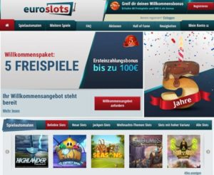 EuroSlots Review