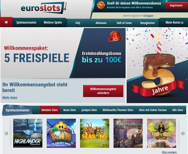 EuroSlots Review