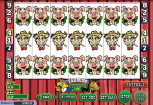 Farming Futures Spielautomat online spielen