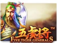 Five Tiger Generals Spielautomat