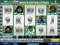 Football Stars Spielautomat