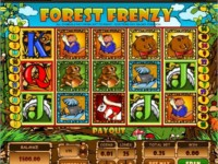 Forest Frenzy Spielautomat