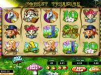Forest Treasure Spielautomat