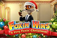 Foxin' Wins - A Very Foxin' Christmas Casinospiel online spielen