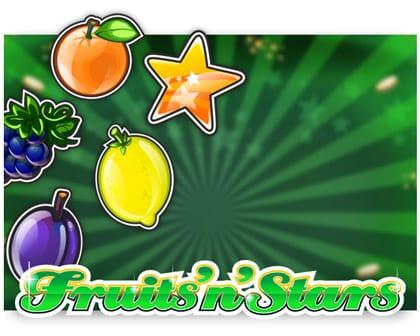 Fruits'n'stars Casino Spiel online spielen
