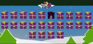 Adventskalender von FruityCasa online Casino