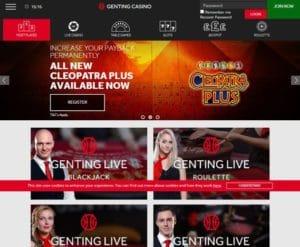 Genting Casino im Test