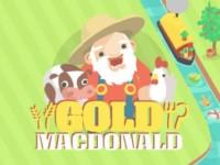 Gold Macdonald Spielautomat