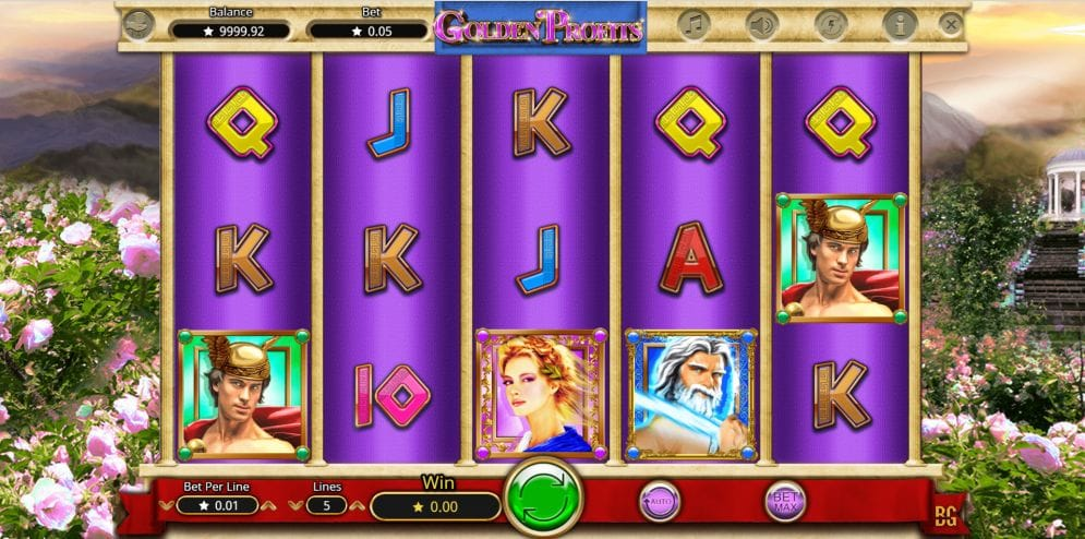 Golden Profits online Spielautomat