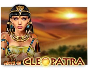 Grace Of Cleopatra Video Slot online spielen