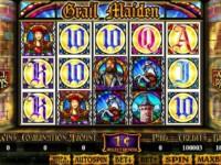 Grail Maiden Spielautomat