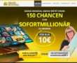 150 CHANCES zum Millionäre zu werden für nur €10