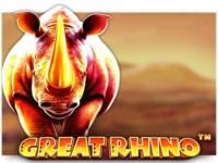 Great Rhino Spielautomat