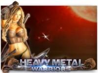 Heavy Metal Warriors Spielautomat