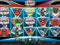 Hero's War Spielautomat