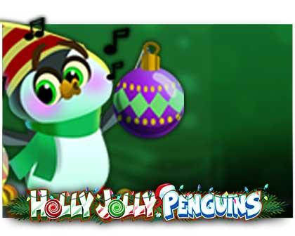 Holly Jolly Penguins Spielautomat kostenlos