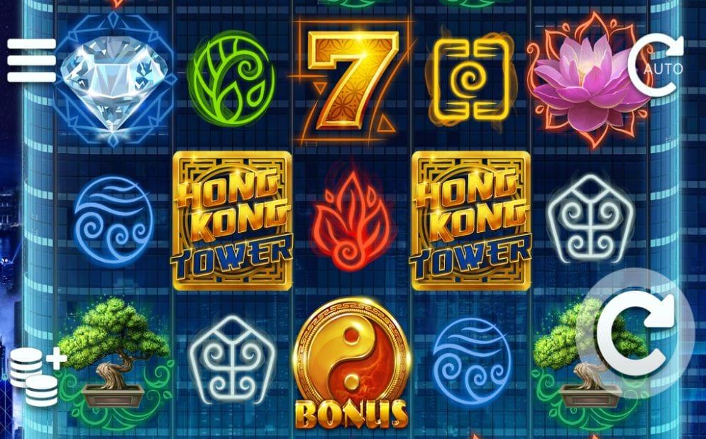 Hong Kong Tower online Spielautomat