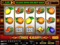 Hot Cash Spielautomat