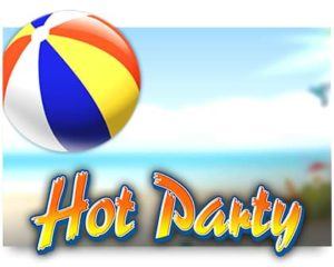 Hot Party Slotmaschine freispiel