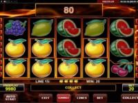 Hot Twenty Spielautomat