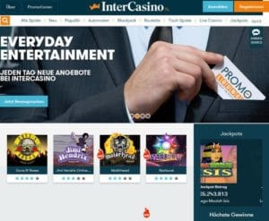 InterCasino im Test
