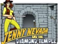 Jenny Nevada and the Diamond Temple Spielautomat