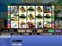 Kanga Cash Spielautomat