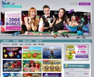 Karamba Casino Erfahrungsbericht