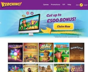 Kerching Casino im Test