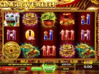 King of Wealth Spielautomat