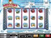 Kiss The Sky Spielautomat
