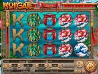Koi Gate Spielautomat