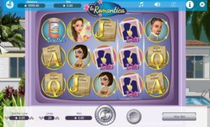 La Romantica Spielautomat kostenlos spielen