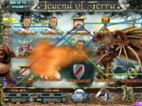 Legend of Terra Spielautomat