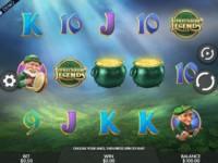 Leprechaun Legends Spielautomat