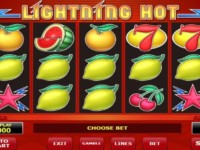 Lightning Hot Spielautomat