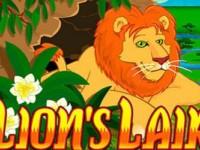 Lion's lair Spielautomat