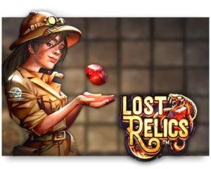 Lost Relics Casinospiel kostenlos spielen
