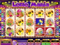 Lotto Mania Spielautomat