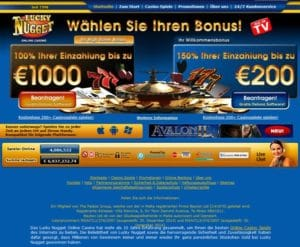 Lucky Nugget Casino im Test