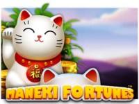 Maneki Fortunes Spielautomat