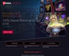 100% Bonus bis zu 200€ + 40 Free Spins