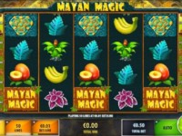 Mayan Magic Spielautomat