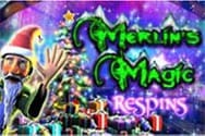 Merlins Magic Respins Christmas Spielautomat