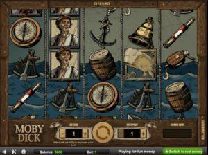 Moby Dick Automatenspiel freispiel