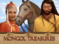Mongol Treasures Spielautomat