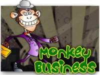 Monkey Business Spielautomat